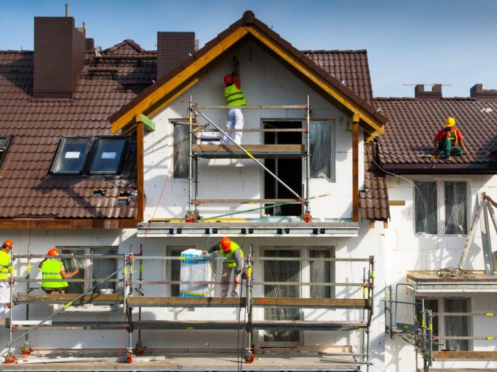 building a house self build insurance
