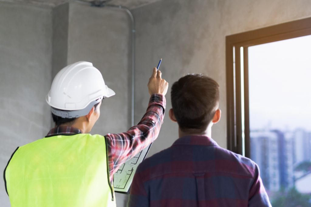 construction home building site insurance