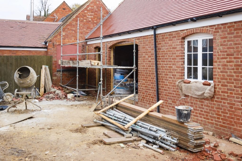 self build project insurance