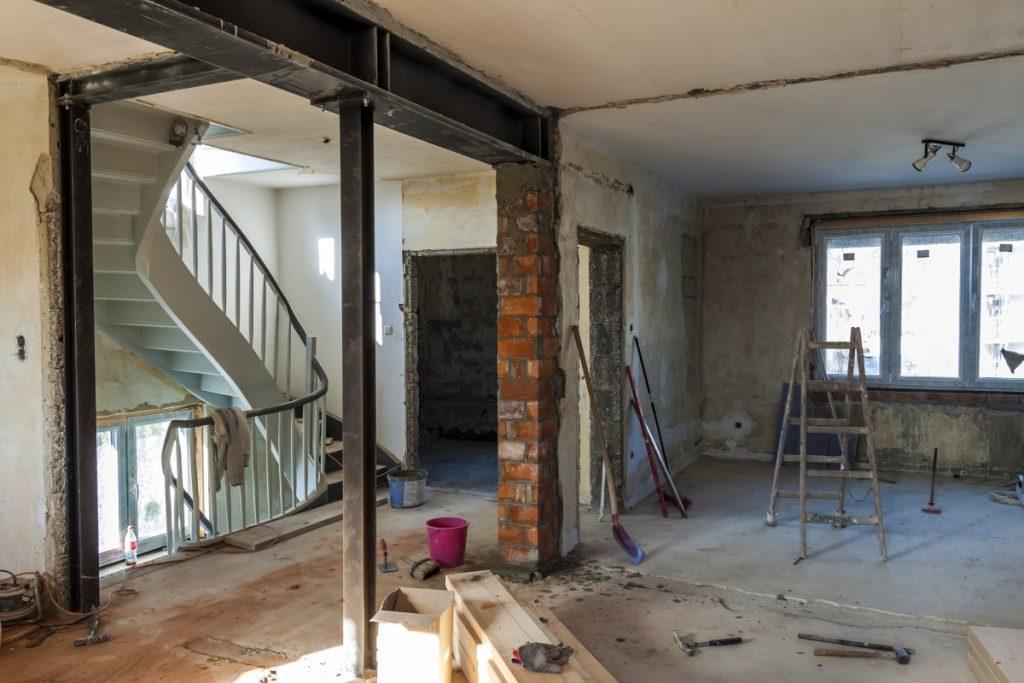 home renovations self build insurance