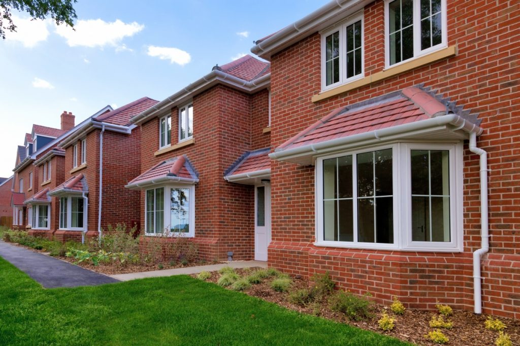UK houses with unoccupied property insurance